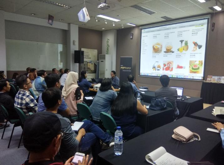 kursus tutorial membuat toko online di jakarta