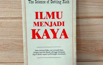 Ringkasan buku ilmu menjadi kaya
