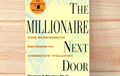 Ringkasan buku The Millionaire Next Door