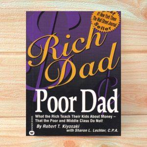 ringkasan buku ayah kaya ayah miskin