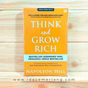 Rangkuman buku think-and-grow-rich