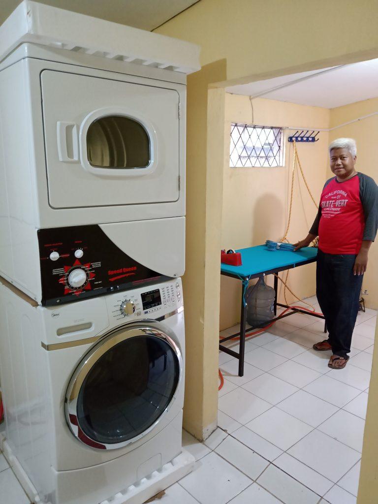 jasa laundry bisa antar jemput